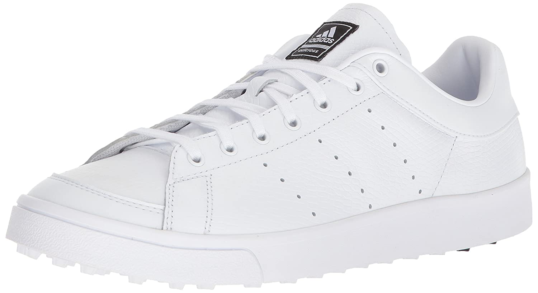 adidas Men's Adicross Classic Golf Shoe B071W219LH 7 D(M) US|Ftwr White/Ftwr White/Core Black