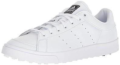 3f2d69d7cb adidas Men's Adicross Classic Golf Shoe, FTWR White/core Black, 7.5 Medium  US