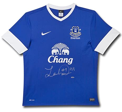 5ef694a0c82 Image Unavailable. Image not available for. Color  Landon Donovan  Autographed Jersey ...
