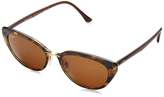 RAYBAN 0RB4250 710/73, Gafas de Sol para Mujer, Marrón ...