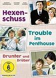 Hexenschuss / Trouble im Penthouse / Drunter und Drüber - 3 Klassiker von John Graham