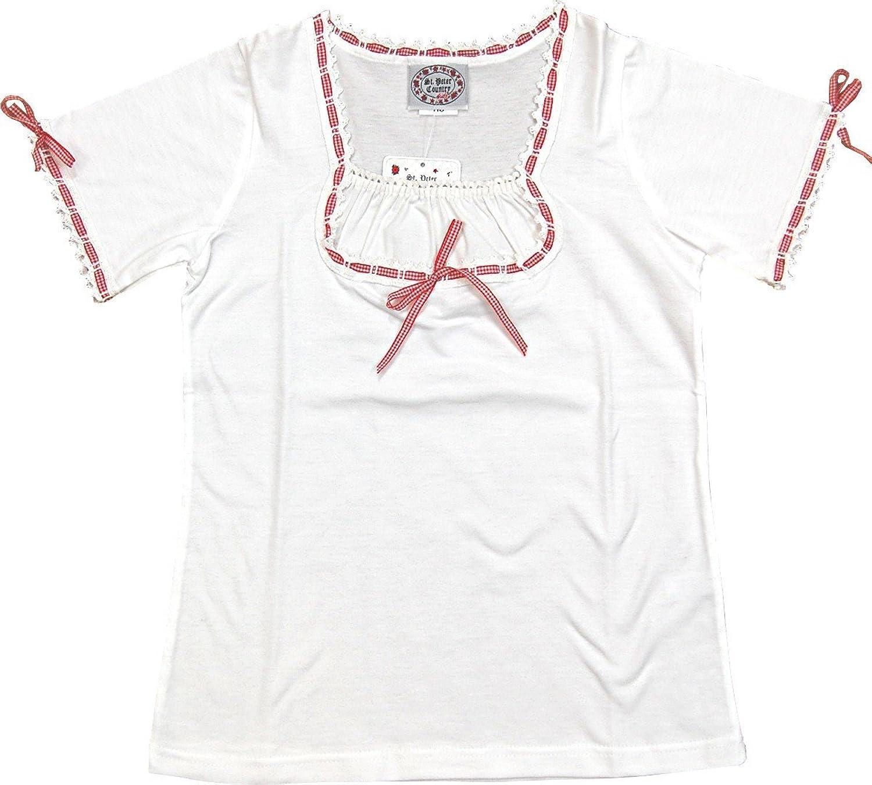 Mädchen Shirt Spitze von St.Peter Trachten