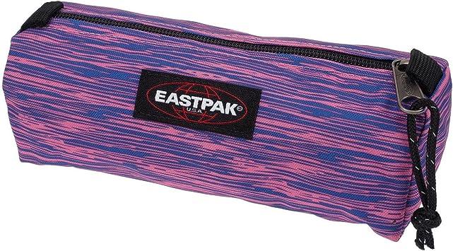 Eastpak Benchmark – Estuche, color Knit pink: Amazon.es: Oficina y papelería