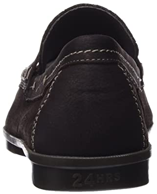 24 HORAS 10348, Mocasines (Loafer) para Hombre, (Marron 6), 41 EU: Amazon.es: Zapatos y complementos