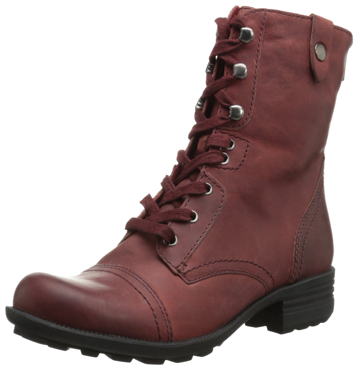 Cobb Hill Women's Bethany Boot B00B9GQ20G 8 B(M) US|Dark Red