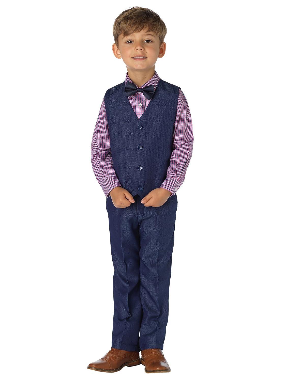 10840636c974 Boys Waistcoat Suits