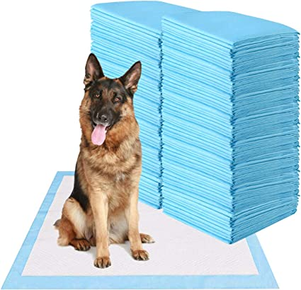 100 CT 30x30 Thick Heavy Absorb Dog Puppy Training Pee Underpad Potty Piddle Pad