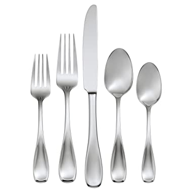 Oneida Voss 20-Piece Stainless Steel Flatware Set - Service for 4