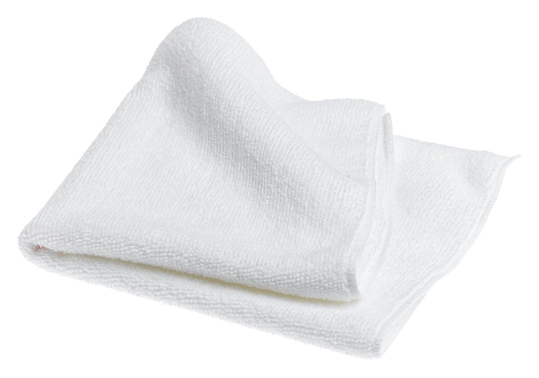DII Kitchen Millennium Microfiber Cleaning Dishcloth Set of 5, White CAMZ58858