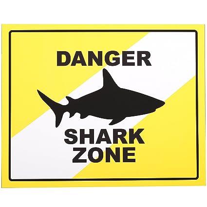 Resultado de imagen de danger shark zone