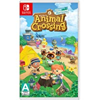 Animal Crossing: New Horizons - Standard Edition - Nintendo Switch