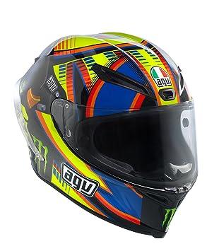 AGV Corsa Le Rossi de prueba de invierno de doble cara casco
