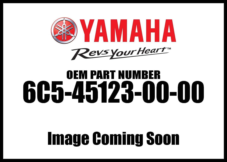 Muffler; 6C5451230000 Made by Yamaha Yamaha 6C5-45123-00-00 Gasket