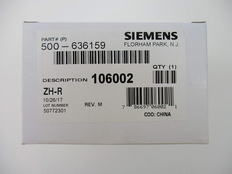 Siemens ZH-R - Alarma de Fuego Z Horn Red: Amazon.es ...