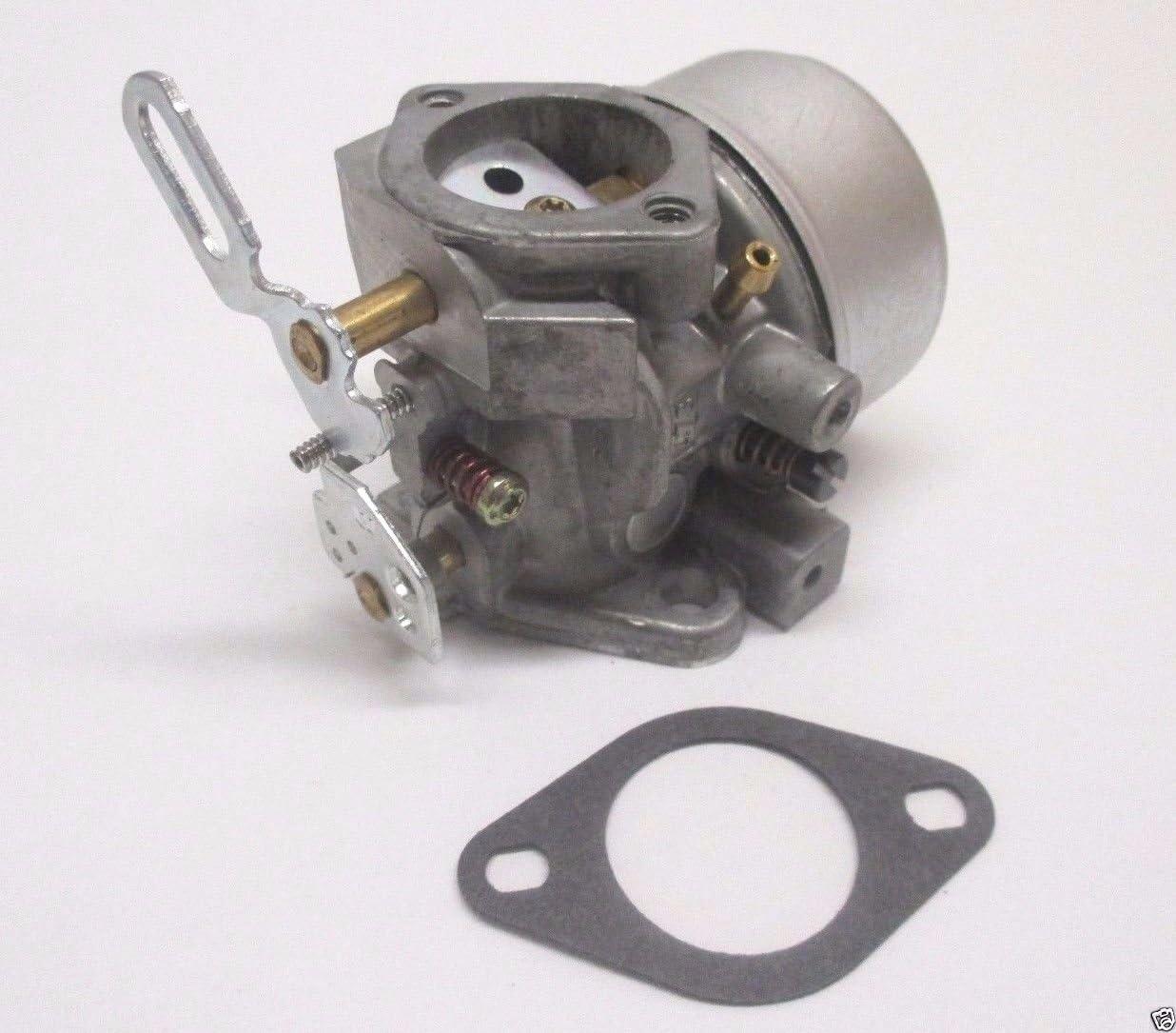 Tecumseh 632370A carburetor fits HM100 HMSK100 HMSK90 Horizontal Engine