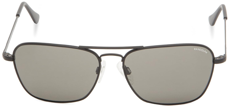 Amazon.com: Randolph Intruder anteojos de sol cuadrados ...