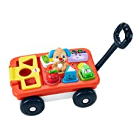 Deals on Fisher-Price Laugh & Learn Pull & Play Learning Wagon