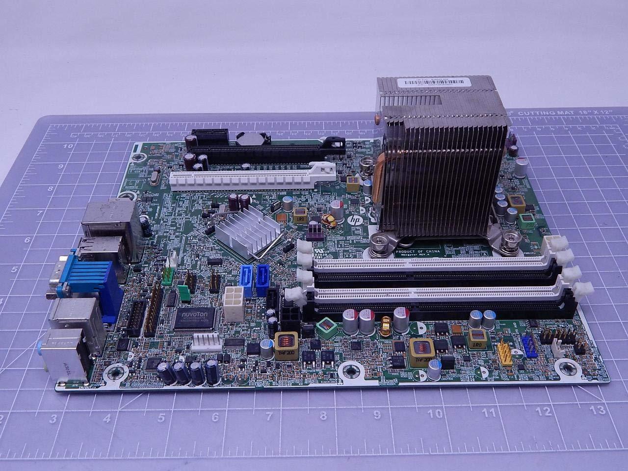 HP Systemboard w//o Heatsink