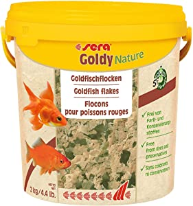 Sera Goldy Nature, Pack of