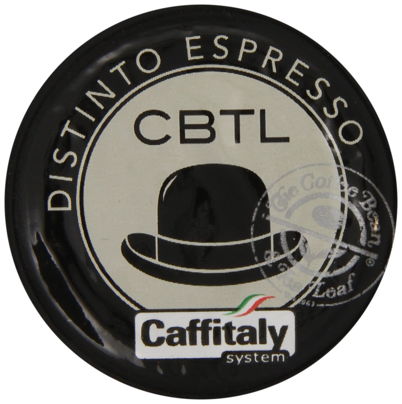 The Coffee Bean & Tea Leaf Cbtl Distinto Espresso Capsules, 10 Count (Pack of 8) by Coffee Bean & Tea Leaf