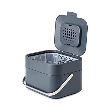 amazon com joseph joseph 30016 intelligent waste compost bin food rh amazon com
