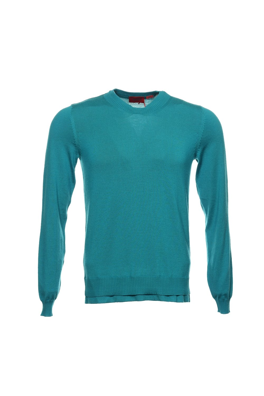 Hugo Boss Green V-Neck Sweater , Size Large