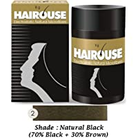 Hairouse Natural Hair Building Microfibers (6g, Black)