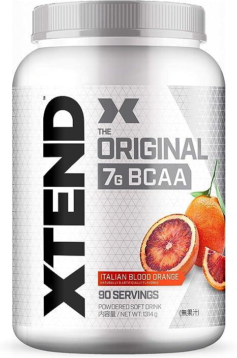 国内正規品 Scivation Xtend BCAA Italian Blood Orange (イタリアン ブラッドオレンジ) 90杯分