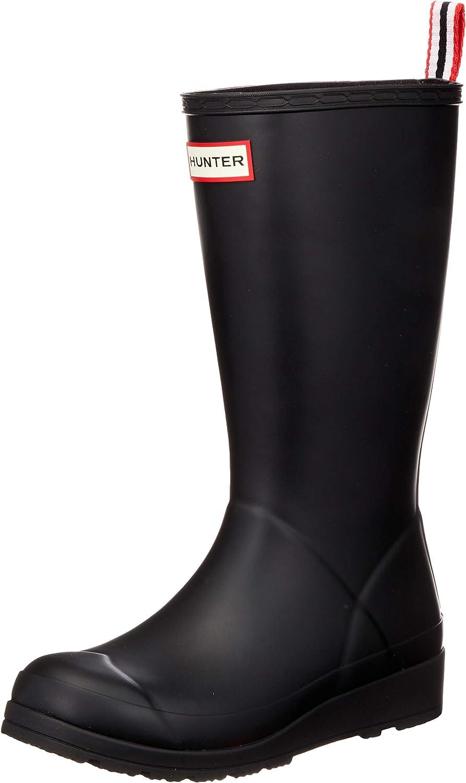 HUNTER Women's Rain Boot, Yellow, ys/m