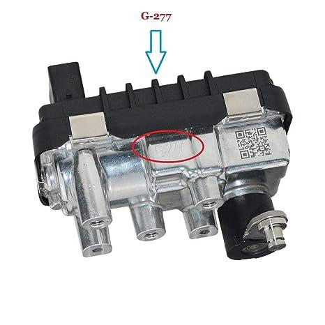 Turbo actuador G-277, G219, 765155,6NW009420