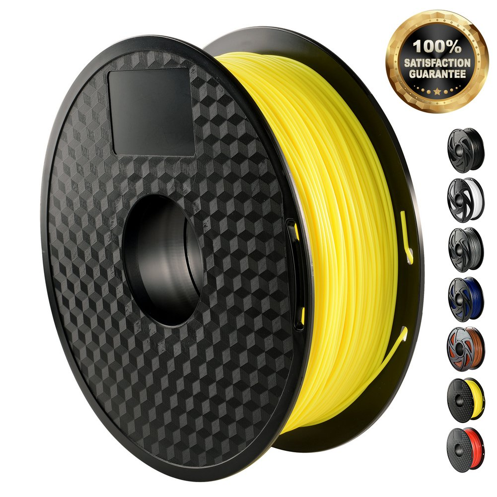 oaktech rf-06 amarillo PLA Filamento de impresora 3d, 1,75 mm, +/- ...