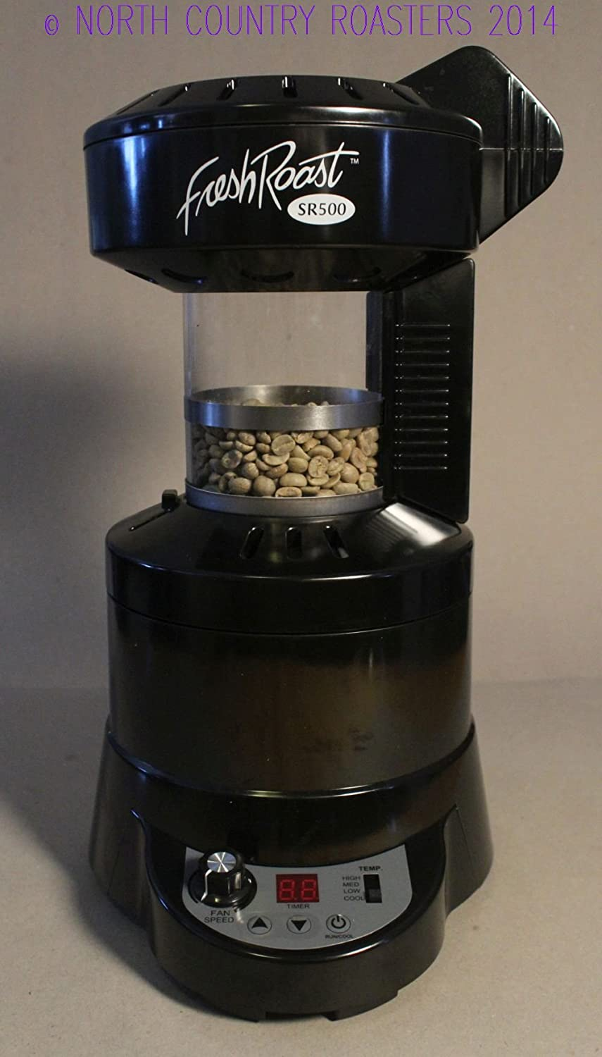 FreshRoast SR500 Review