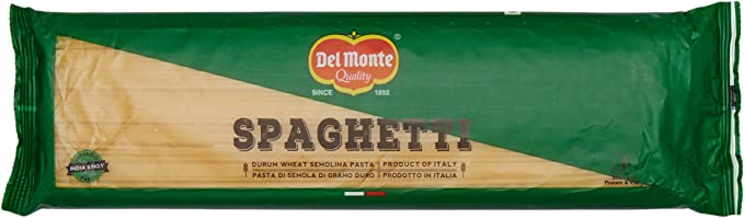 Delmonte Spaghetti, 500g