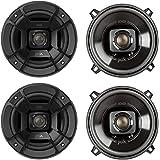 Polk Audio DB522 5.25 Inch 300W 2 Way Car/Marine ATV Stereo Speakers (4 Pack)