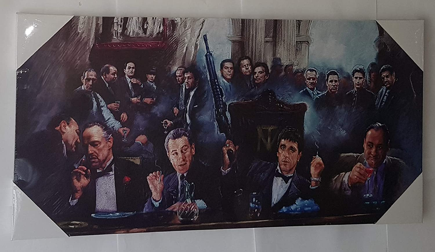 Amazon.de: TV Gangster Chillin Scarface Goodfellas Godfather ...