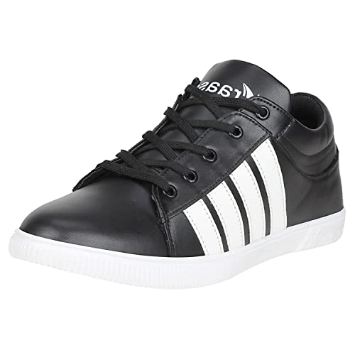 01ab23efbe1e Kraasa Men s Synthetic Leather Sneaker  Buy Online at Low Prices in ...
