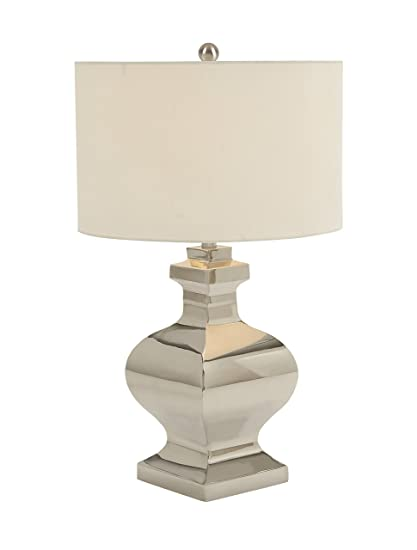 Deco 79 45479 Stainless Steel Table Lamp 24u0026quot; ...