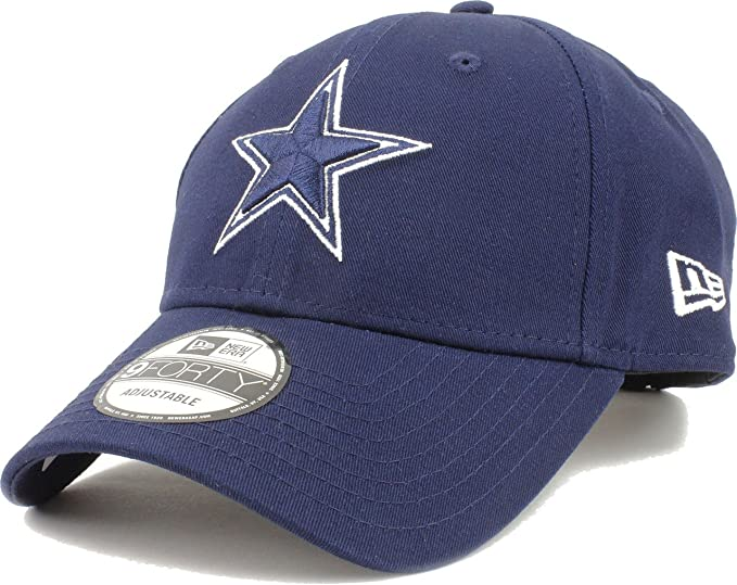 1e27c5901 New Era 9Forty Men s Hat Dallas Cowboys The League Navy Blue ...