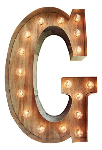 g marquee light up letter sign custom az light bulb marquee sign rustic industrial