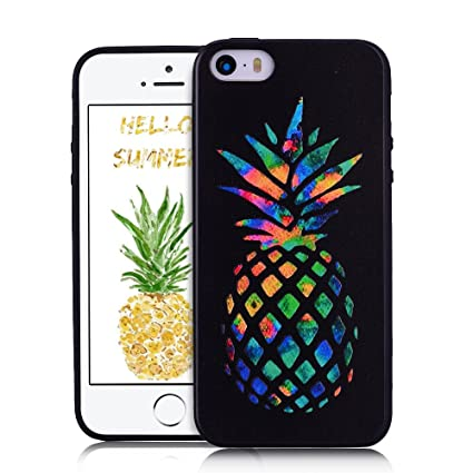 Funda iPhone 5S, Carcasa iPhone 5, Mosoris Ultra Delgado ...