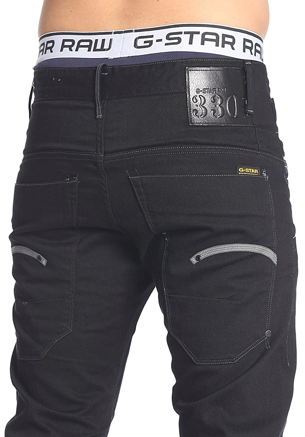 Amazon.com: G-Star Raw Structor Slim Jeans - Pantalones ...