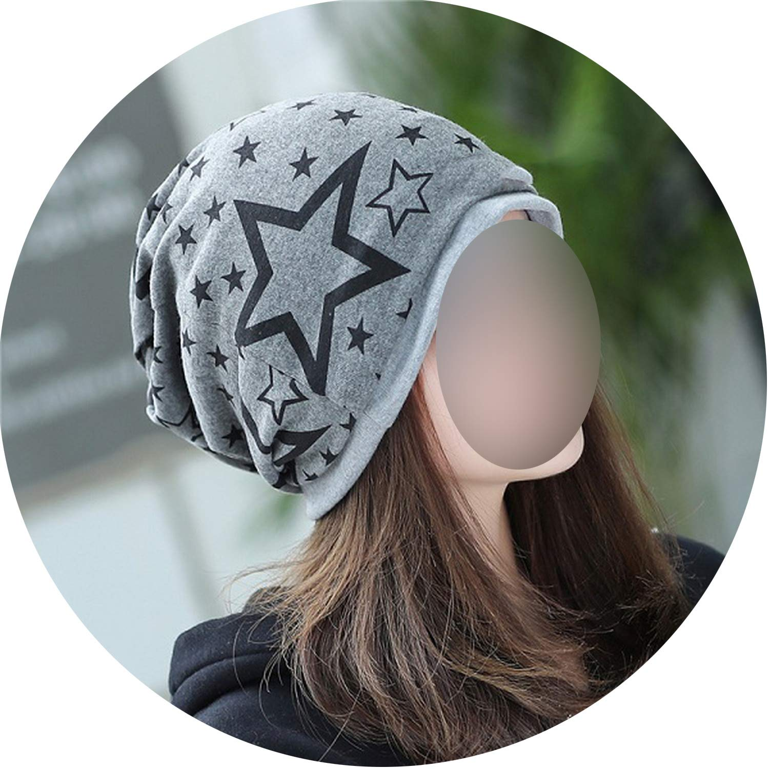 Knitted Scarf /& Winter Hats for Women Letter Beanies Warm Skullies Gorros Woman Beanies