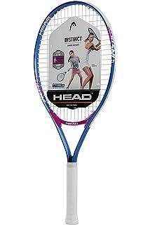 Amazon.com : HEAD Maria 25 Junior Tennis Racquet (White/Pink ...