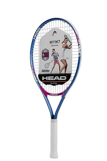 Amazon.com: Cabeza – Instinct 25 Junior – Raqueta de tenis ...