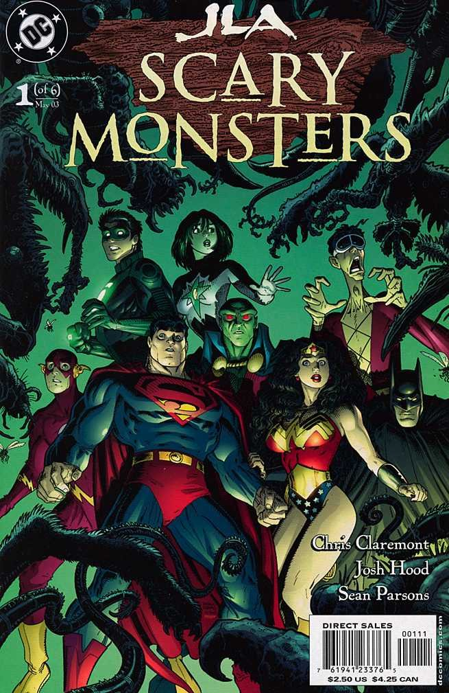 Download JLA: Scary Monsters #1 pdf epub