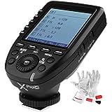 【正規品 技適マーク付き】GODOX Xpro-C送信機 TTL2.4Gワイヤレスフラッシュトリガー 高速同期 1/8000s Xシステム Canon一眼レフカメラ対応