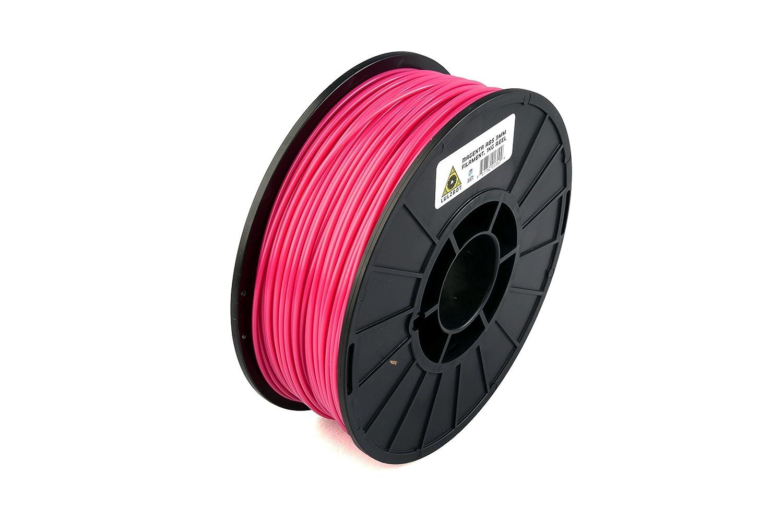 Lulzbot ABS - Bobina de filamento para impresoras 3D, de 3 mm de ...