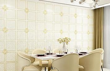 Eine moderne minimalistische wallpaper checkered nonwoven d
