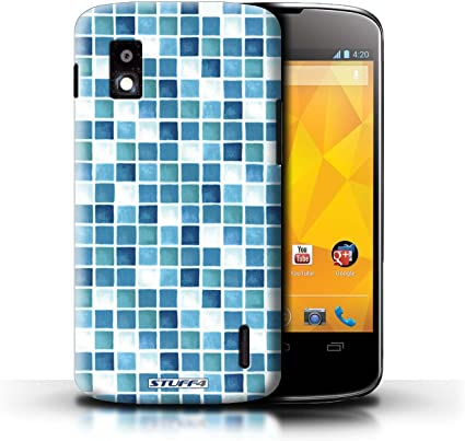 Multi Variant Smartphone/Bath Tile Collection azul/turquesa LG ...