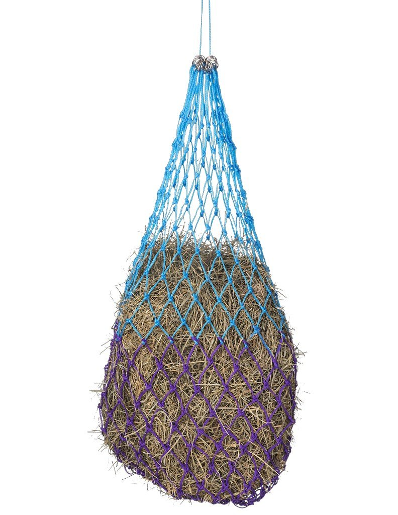 JT International Tough-1 Slow Feed Multi-Color Poly Hay Net JTI